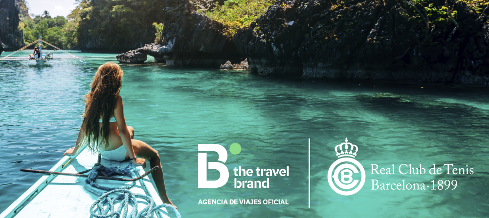 Banner B the travel brand