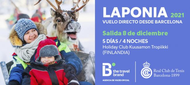 Viatja a Laponia amb B the travel brand