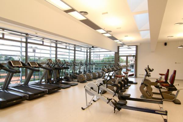 Estrena del nou Fitness Center